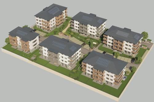 Trattmannspark Mattighofen 4-ZIMMER-GARTENWOHNUNG