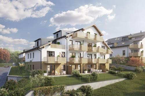 3-Zimmer-Penthouse in Hof / Top A11