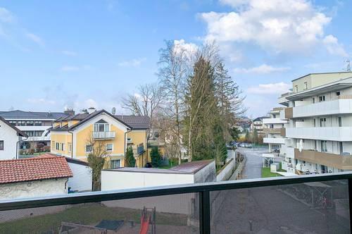 Seekirchen: 2-Zimmer-Wohnung im 2.OG