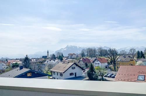 Salzburg - Wohnen ganz oben! 3-Zimmer-Wohnung Top 3.2