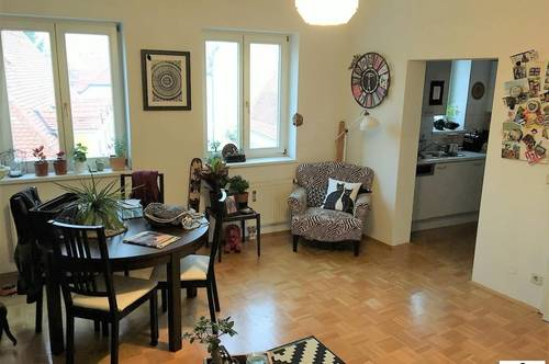 Optimale 2 Zimmer Wohnung - Zentrumsnahe - ab sofort