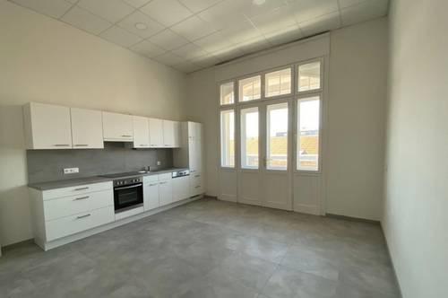 Perfekte 2 Zimmer Wohnung // Zentrum Klagenfurt / Erstbezug nach Sanierung!