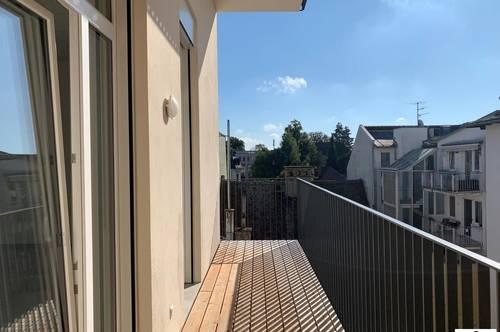 Zentrum//Helle und gut aufgeteilte 3 Zimmer Wohnung // Erstbezug / mit Balkon
