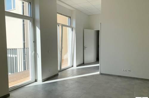 Perfektes Wohnen! Wunderschöne 3 Zimmer Wohnung // Erstbezug / mit Balkon
