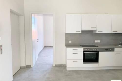 Zentrum//Helle und gut aufgeteilte - 3 Zimmer Wohnung - Altbau - Erstbezug - inkl. Balkon!!