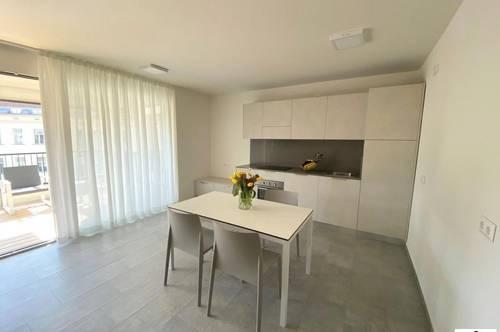 Geidorf - Moderne 2 Zimmer Wohnung - Voll möbliert - Balkon & TG Platz