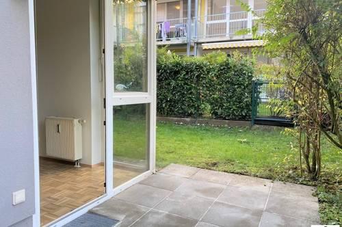 Helle 1 Zimmerwohnung - mit Garten // RAGNITZ