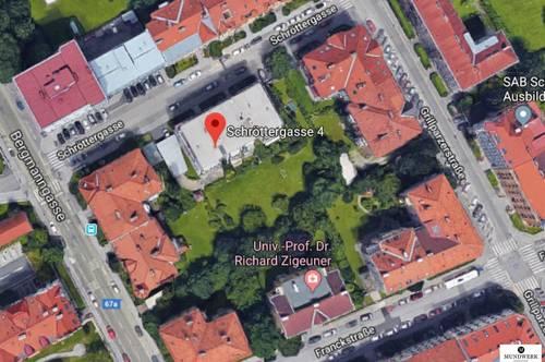 Tiefgaragenplatz in Geidorf ab August!