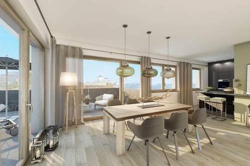 Luxus-Penthouse mit Traumblick - Urban Living Kufstein