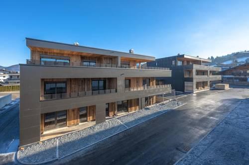 Komfortable 3-Z-Wohnung D05 - Mountain Homes Kaiserpanorama St. Johann