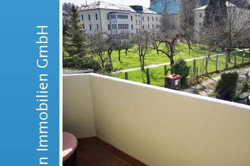 3-Zi-Stadtappartement mit Balkon in bester Innenstadtlage Riedenburg!