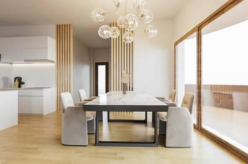 Das Penthouse in Dornbirn - Erstbezug und provisionsfrei