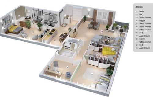 Viiiiiiiiiiel Platz!! Zwei Wohnugen in einer!! Zwei Garagenplätze!!