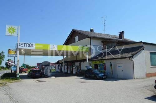 Wohn/Geschäftshaus mit Potenzial - Top Lage