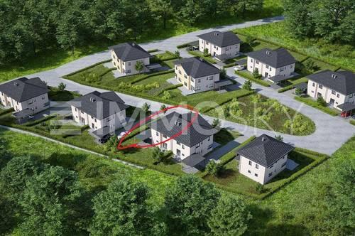 Blicken Sie über die Donauauen / Haus 3