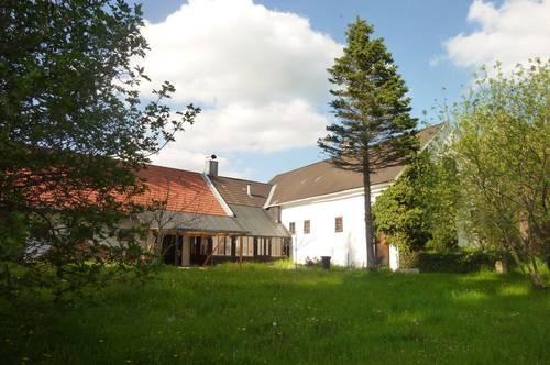 Originelles, altes Landhaus Nähe Rappottenstein
