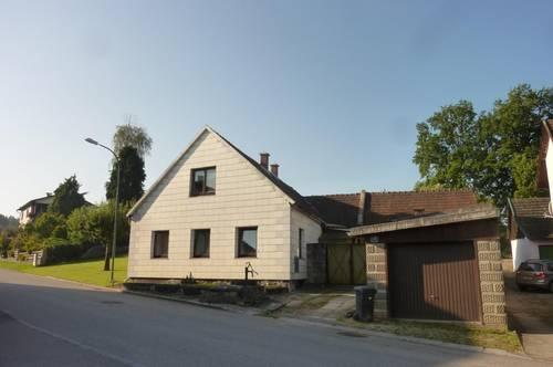 Landhaus mit Nebengebäude Nähe Gmünd