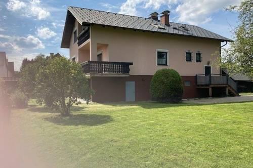 Großes Einfamilienhaus mit großem Garten zur Miete