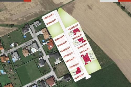 Bad Hall: Doppelhäuser aus Ziegel inkl. Grund ab € 278.880,-