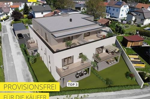 TOP 91 m² Eigentumswohnung in STADT HAAG ab € 297.000,-