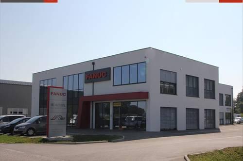 Gewerbepark Vorchdorf: Neuwertiges Bürogebäude zu VERKAUFEN