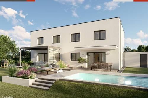 Bad Hall - Doppelhaus aus Ziegel inkl. Grund ab € 315.730,-