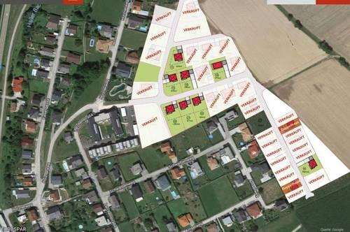 Bad Hall-818m² Grund + Ziegelhaus ab € 367.460