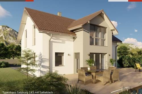 Unser Ziegelhaus auf Ihrem Grundstück schlüsselfertig um € 335.451,-