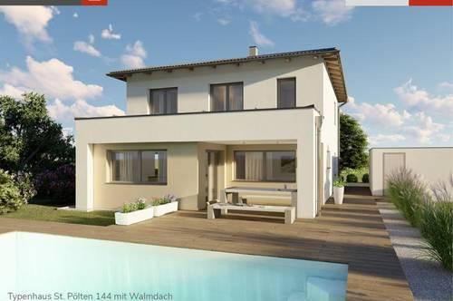 Unser Ziegelhaus auf Ihrem Grundstück schlüsselfertig um € 346.405,-