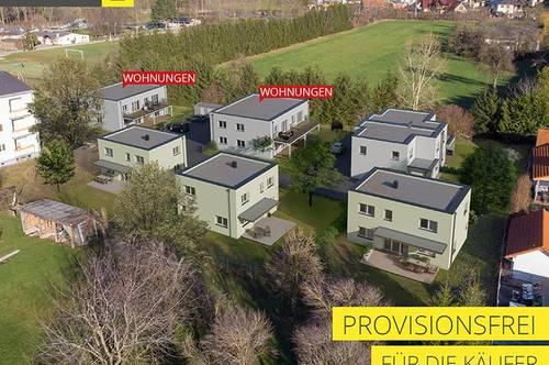 Micheldorf: Nur mehr 1 Wohnung im OG ab € 251.900,-