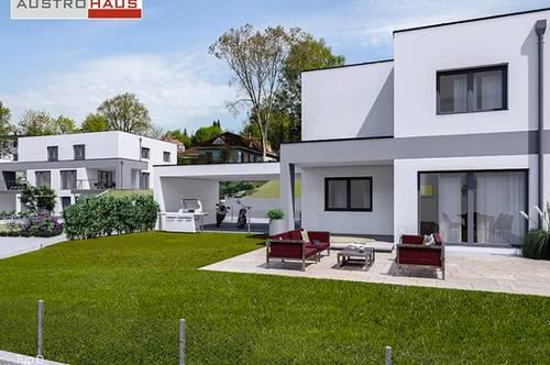 Ihr Doppelhaus+Grund mit Top Lage in Leonding ab € 691.830,-
