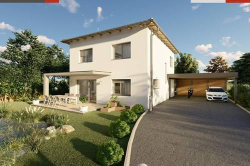 Forchtenau: Einfamilienhaus zum leistbaren Preis ab €299.309