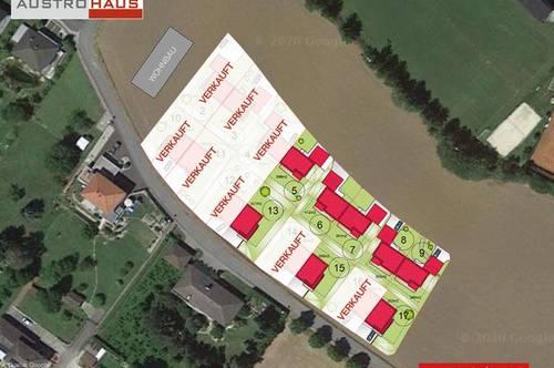 Traumhaftes Grundstück + Doppelhaus in Katsdorf ab € 425.545