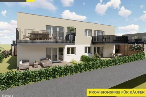 Eigentumswohnung in Pettenbach ab € 274.700,-