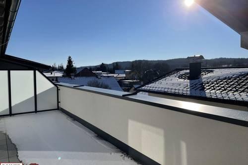 Über den Dächern zwischen Natur und Stadt!