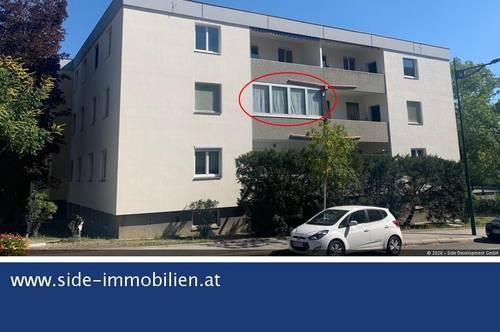 großzügige 3-/4-Zimmer Eigentumswohnung mit verglaster Loggia und eigener Garage