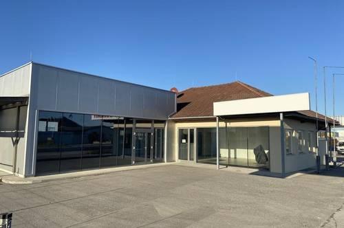 Geschäftslokal in Frequenzlage ca. 370 m² Nfl. zu mieten