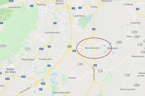 Münchendorf: Betriebsbaugrundstücke im Gewerbegebiet ab ca. 1.900 m² zu kaufen