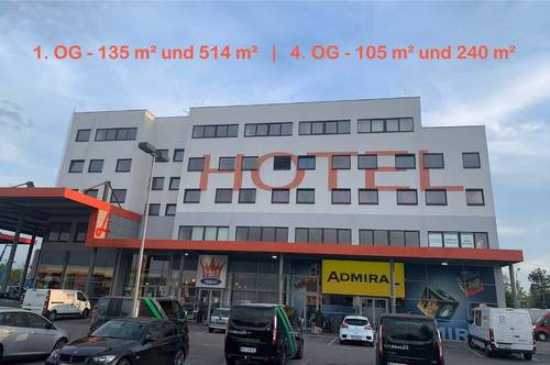 Wiener Neudorf: Moderne Büroflächen im Zentrum B11 zu mieten