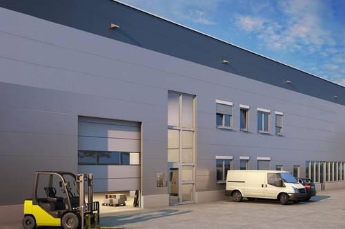 Eibesbrunn Knoten A5/S1: modernste Lager-/Gewerbeflächen sowie Büros mit ausgezeichnete Verkehrsanbindung zu mieten