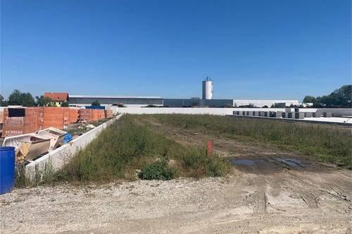 Unterwaltersdorf: Betriebsbaugrundstück ca. 2.000 m² langfristig zu mieten - Aufschließungsabgabe bereits entrichtet!