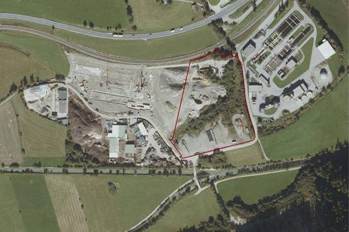 Radstadt: Gewerbegrundstück ca. 22.710 m² - auch teilbar - langfristig zu mieten
