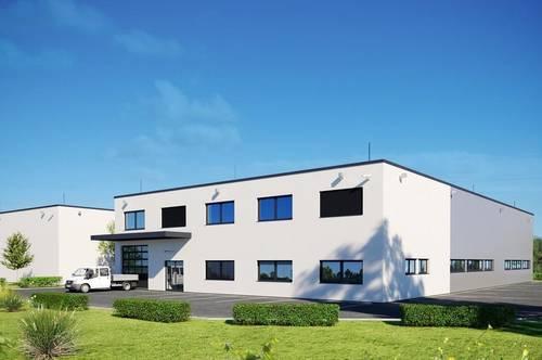 Schrick: Gewerbezeile A5 - Ihr neuer Betriebsstandort in TOP Frequenzlage