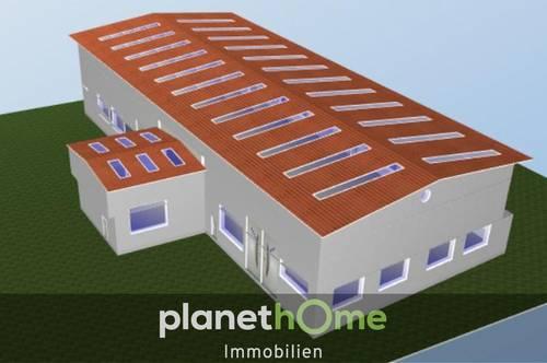 Produktion- Lager Hallen