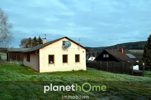 Kleines Landhaus in Ruhelage!