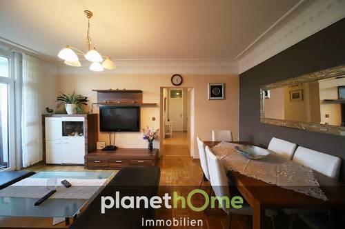 3 Zimmer Loggia Wohnung I Zentrumsnah