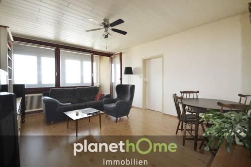3-Zimmer mit Loggia - Panoramablick