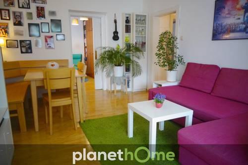 Charmante 3-Zimmer-Wohnung in Lehen