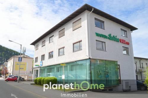 Büroräumlichkeiten mit Gaisbergblick