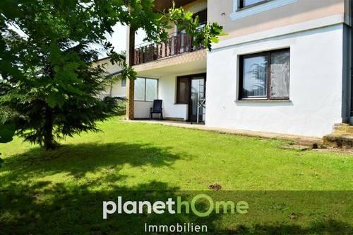 Solides Haus in erhöhter Grünruhelage